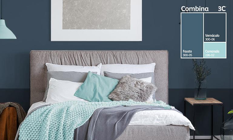 Colorlife colores para interiores de casa comex for Accesorio de decoracion de la habitacion