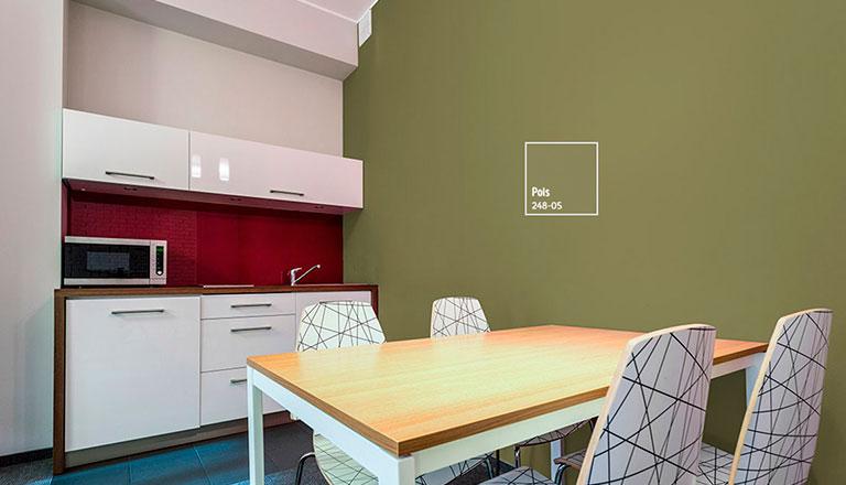 Crea tu cocina perfecta comex - Pinturas para muebles de cocina ...