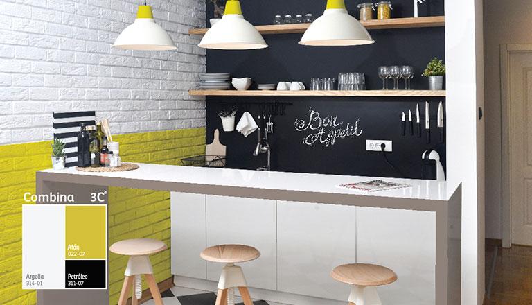 Crea tu cocina perfecta comex for Crea tu cocina