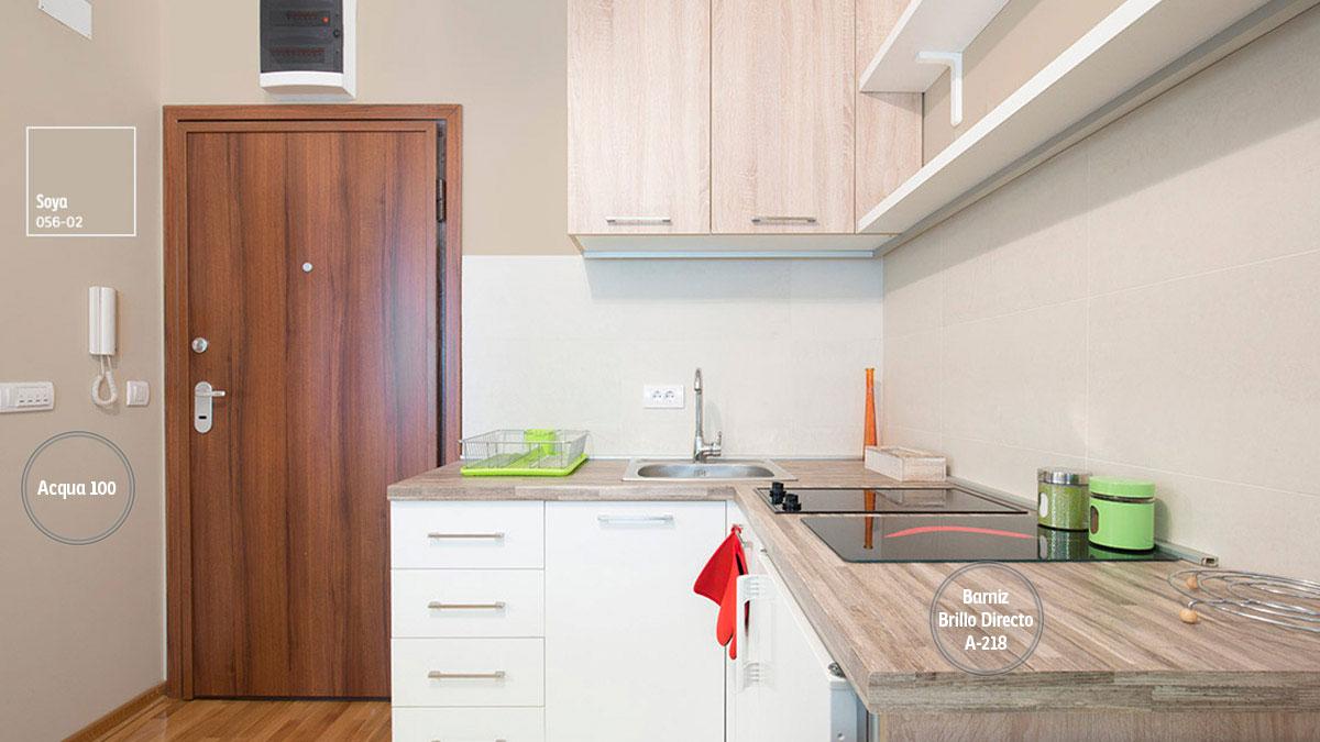 Decoración de espacios para Cocinas   Comex
