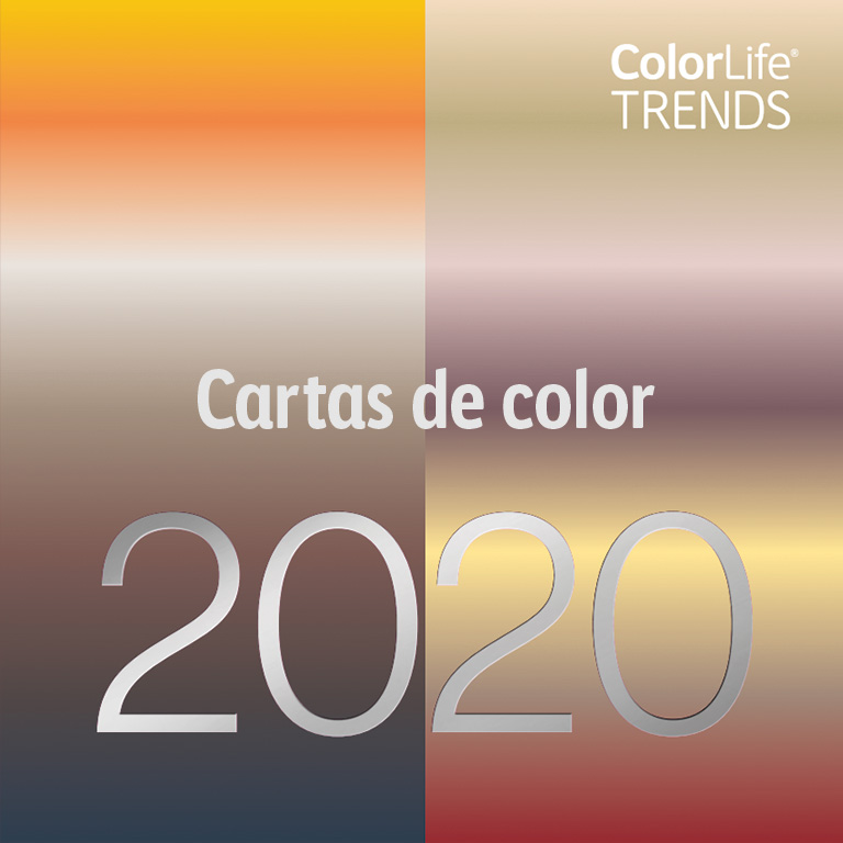 cartas de color comex trends