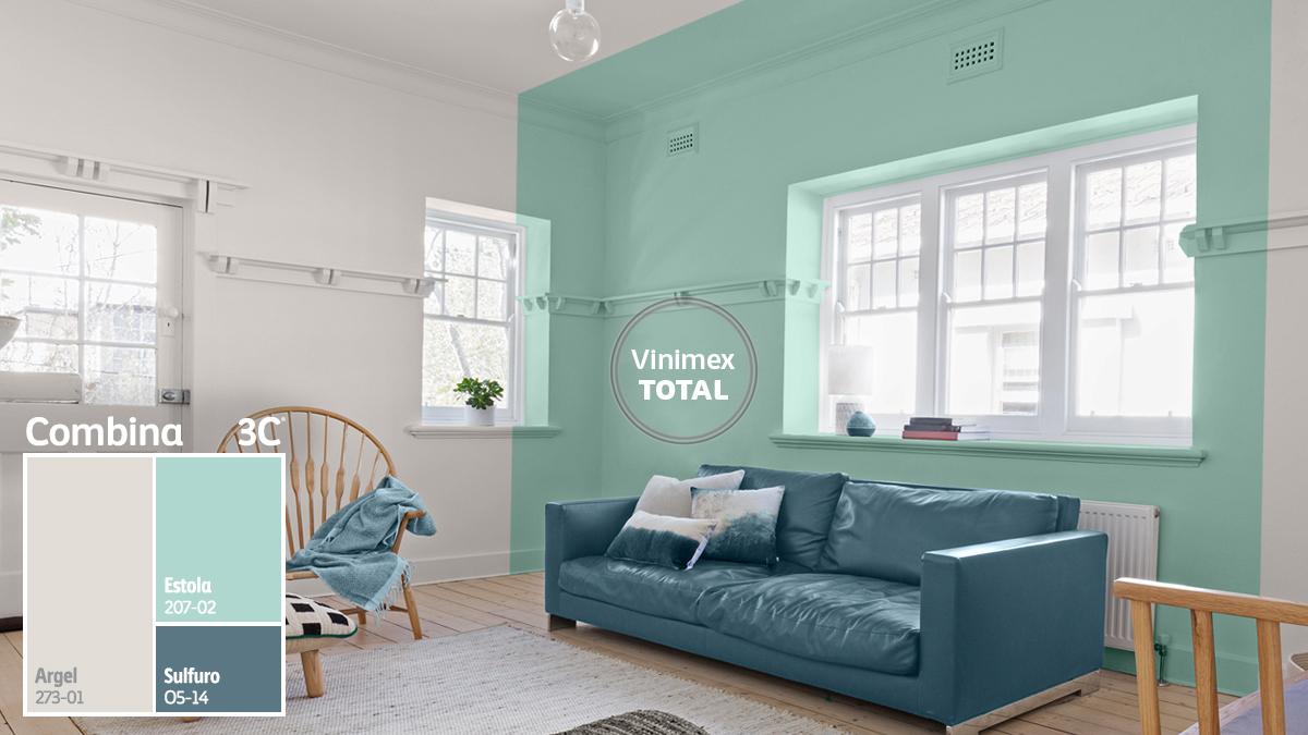 Pinturas para interior y exterior impermeabilizante y m s comex - Impermeabilizante de paredes interiores ...