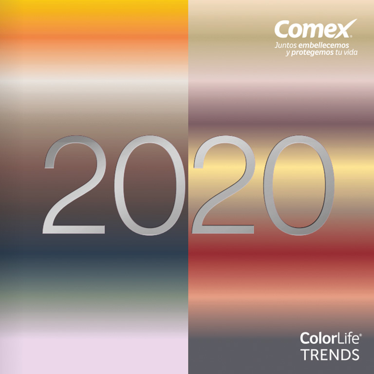 libro tendencias color 2020 comex trends