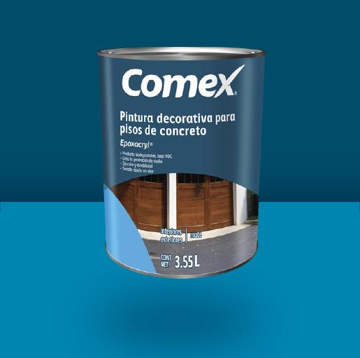 Pinturas para interior y exterior impermeabilizante y m s - Pintura para pintar piso de cemento ...