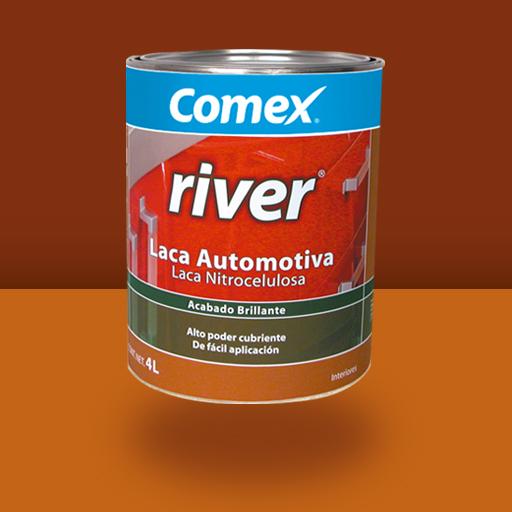 River laca automotiva autolac para madera comex - Laca para metales ...